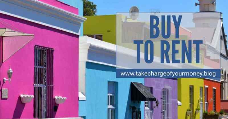 Buy to rent property