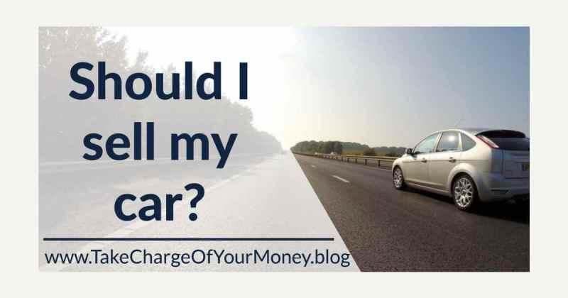 Should I sell my car?