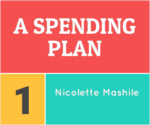 Budgeting Course - Nicolette Mashile Spending Plan