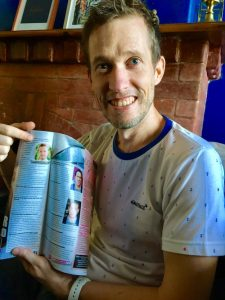 That's me published in People Magazine