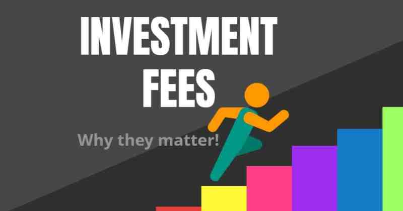How do investment fees work?