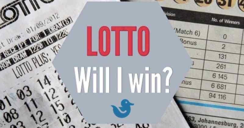 Will I win the lotto