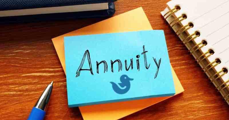 Life annuity vs living annuity