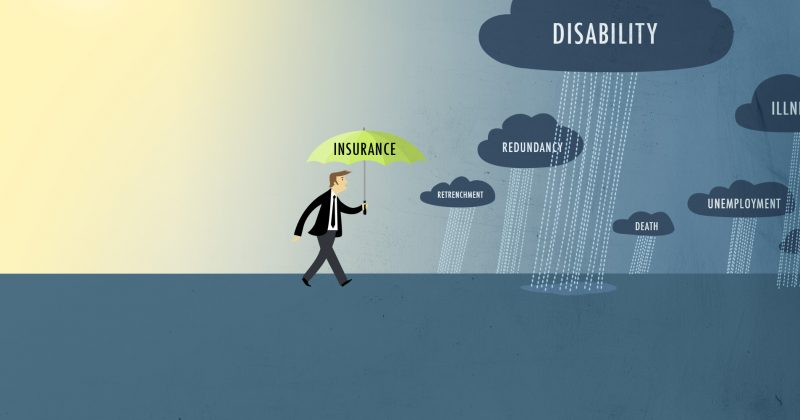 Life insurance, income protection and other insurance