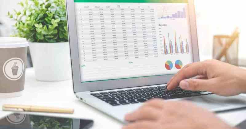 My personal finance spreadsheet