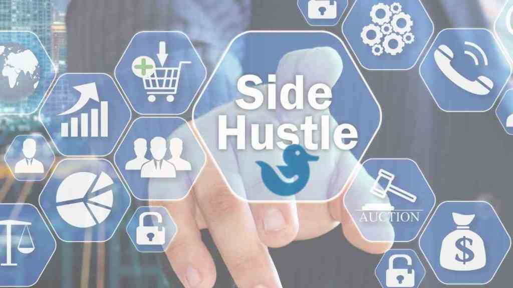 How to run a side hustle